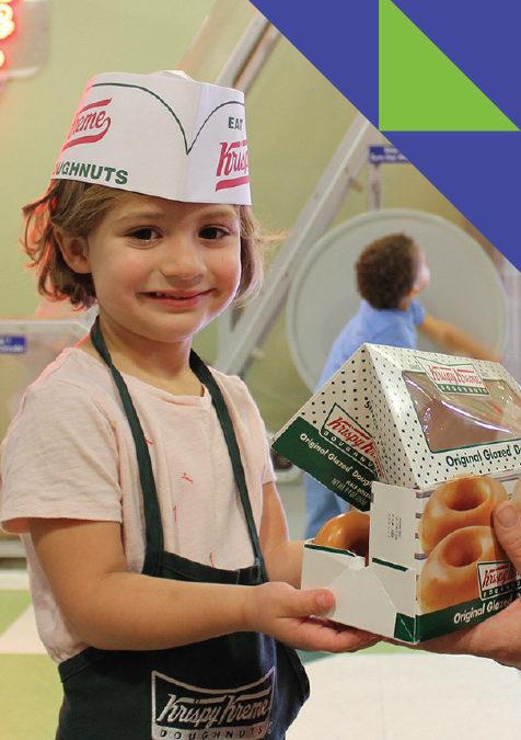 Krispy Kreme Doughnut Days at Kaleideum Downtown