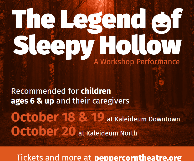 Experience The Legend of Sleepy Hollow at Kaleideum