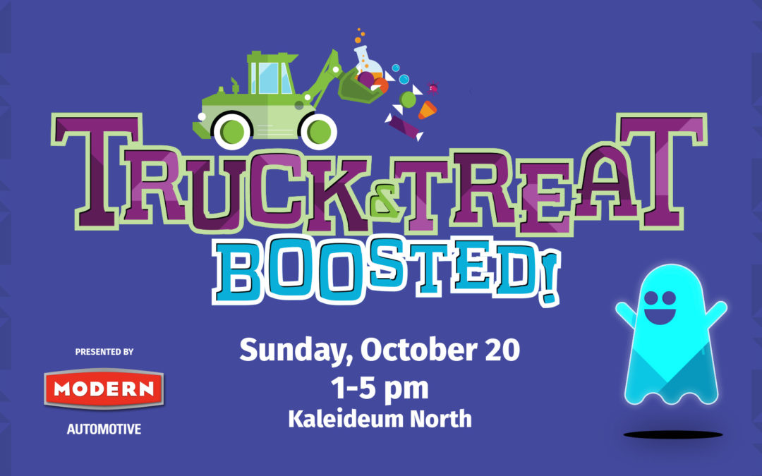 Truck & Treat BOOsted 2019 at Kaleideum North