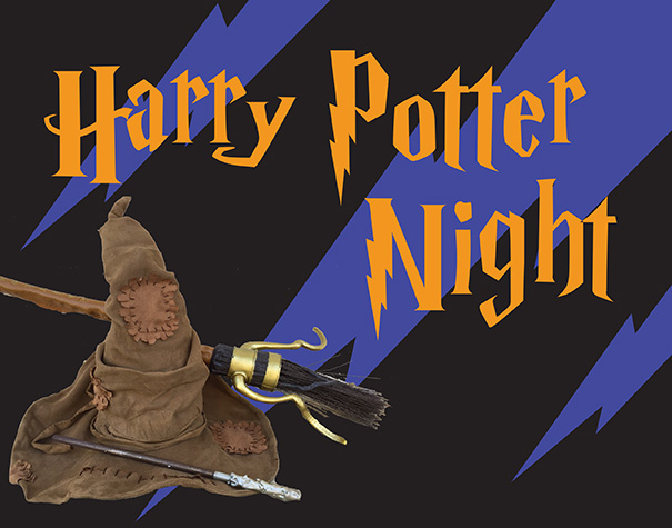 Harry Potter Activities Postponed Until Saturday, September 12