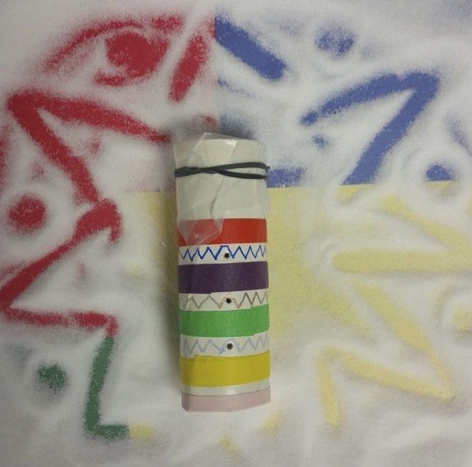Make a Paper Tube Kazoo