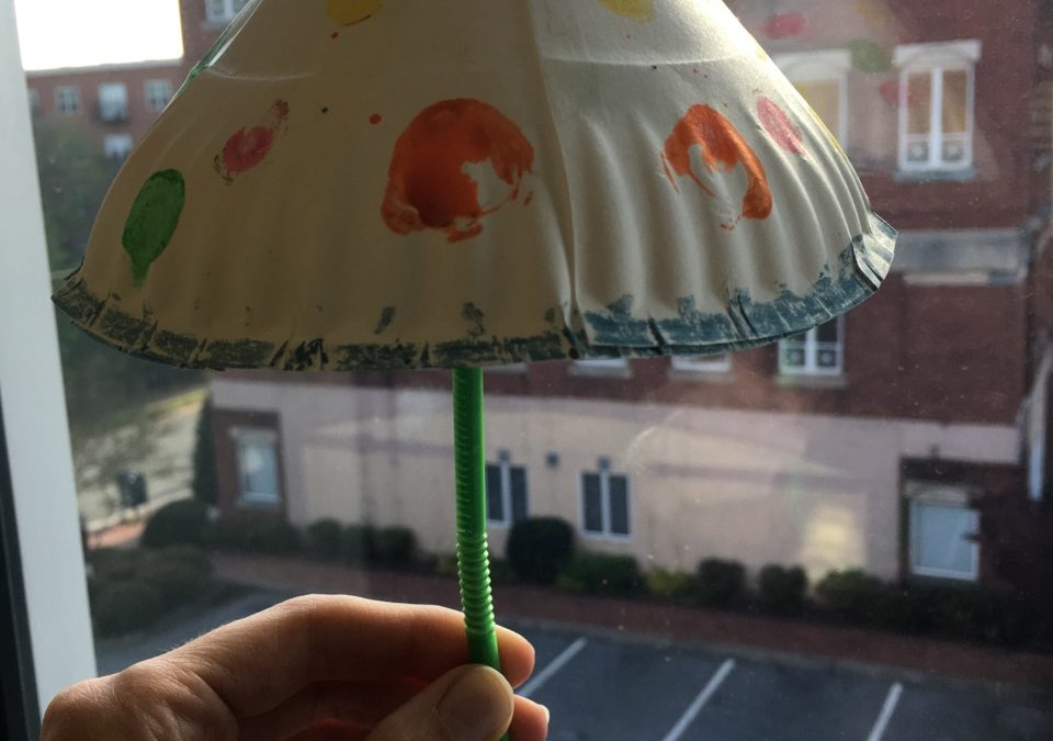 Get Ready for April Showers with a Rainy Day Umbrella