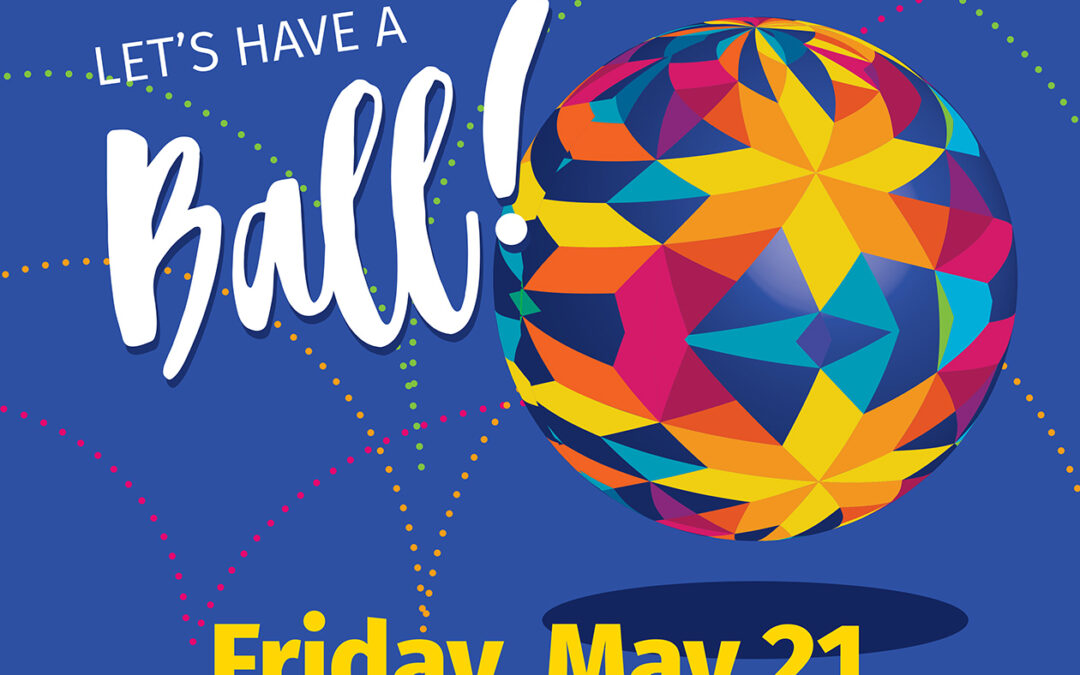Have a Ball with Kaleideum on May 21