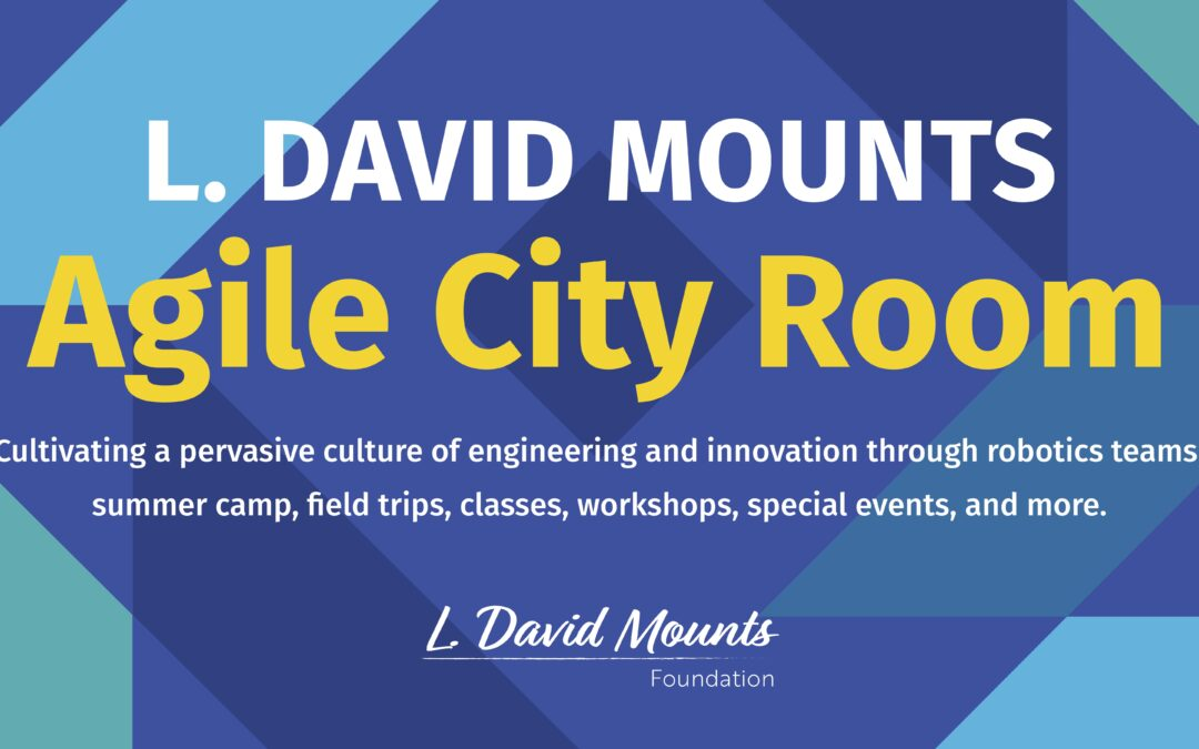 Kaleideum Announces Major Gift from the L. David Mounts Foundation